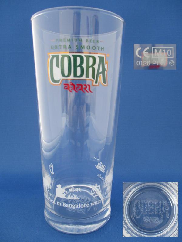 Cobra Story Glass